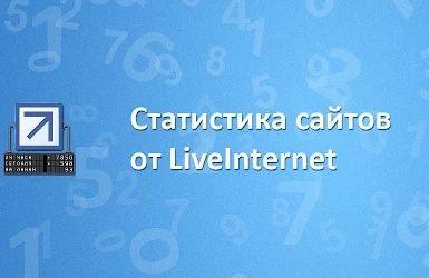 узнать статистику сайта